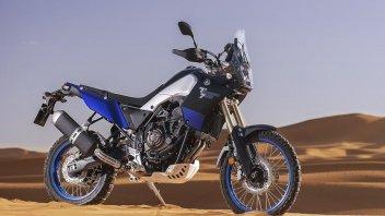 EICMA: Yamaha Ténéré 700: l'avventura a portata di mano