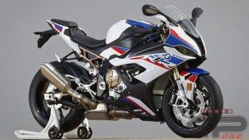 EICMA: BMW S1000 RR my19: belva all'attacco