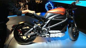 EICMA: Rivoluzione LiveWire: Harley dà la scossa al suo mito?