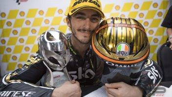 Moto2: Bagnaia: tutti i numeri del campione