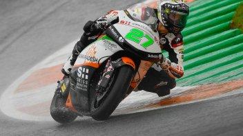 Moto2: FP2: Lecuona si conferma, ma è boom di cadute