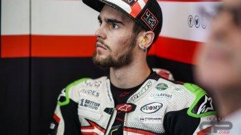 Moto2: Manzi non corre a Valencia, lo sostituisce Tulovic