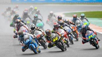 Moto3: Nuove qualifiche dal 2019 per Moto2 e Moto3