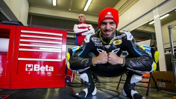 MotoE: De Angelis: pleasantly surprised by the Energica