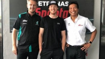 MotoE: Bradley Smith new entry con One Energy nel 2019