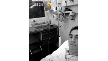 MotoGP: Aleix Espargarò in ospedale per gastrite, in forse il test di Jerez