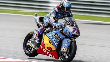 MotoGP: Alex Marquez tigre della Malesia in qualifica, 6° Bagnaia