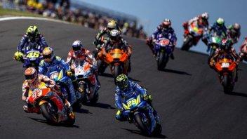 MotoGP: Gli ascolti premiano Phillip Island, è la gara più vista del trittico