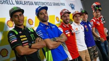 "MotoGP: Marquez: ""La caduta di Zarco ha ricordato la mia al Mugello"""