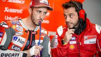 MotoGP: Dovizioso: quest'anno abbiamo imparato a soffrire