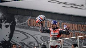 MotoGP: GP Valencia: 1,8 milioni su Sky e TV8 per il trionfo di Dovizioso