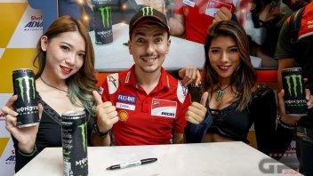 """MotoGP: Lorenzo: """"Voglio salutare Ducati con una bella gara"""""""