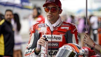 """MotoGP: Michele Pirro: """"La GP19? Sarà facile e divertente"""""""