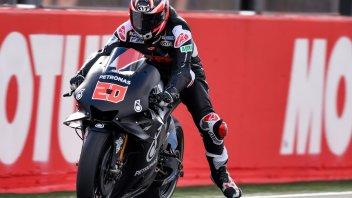 MotoGP: Quartararo: la MotoGP? Al primo giro ho frenato a metà rettilineo!