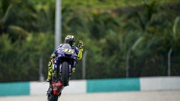 MotoGP: GP Sepang: i bookmaker credono più in Rossi che Vinales