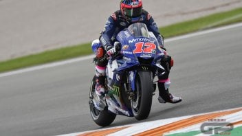 "MotoGP: Vinales hesitates: ""The new engine? A decision after Jerez"""