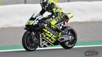 "MotoGP: Iannone: ""Aprilia and I have clear ideas about what to do"""