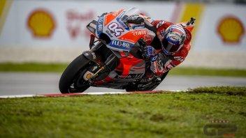 """MotoGP: Dovizioso: """"Per Marquez sono il favorito? D'accordo con lui"""""""