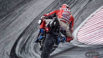 "MotoGP: Dovi: ""Ogni pilota ha le sue qualità, Marquez ne ha troppe"""