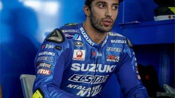"""MotoGP: Iannone: """"Sono caduto per non centrare Marquez"""""""