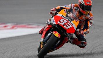 MotoGP: Rossi sbaglia, Marquez ringrazia e vince a Sepang