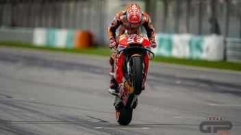 """MotoGP: Marquez: """"Oggi non ho vinto con la testa, ma col cuore"""""""