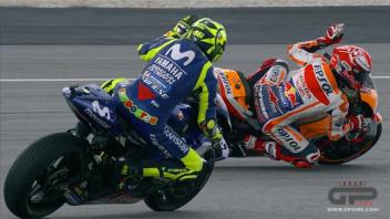 MotoGP: Rossi e Marquez: prove di fair play a Sepang