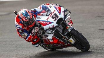 """MotoGP: Petrucci: """"Quando sgommi a 300 in rettilineo, pensi di essere un pazzo"""""""