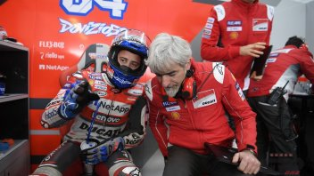 "MotoGP: Dovizioso: ""For the race I am half optimistic"""