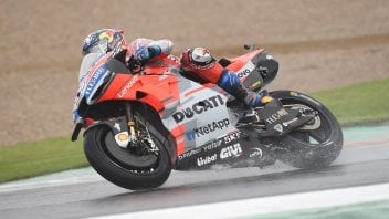 MotoGP: Dovizioso vince il Demolition Derby di Valencia