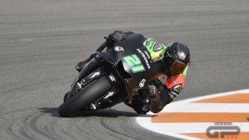 """MotoGP: Morbidelli: """"La Yamaha è come me l'ha raccontata Rossi, dolce e intuitiva"""""""