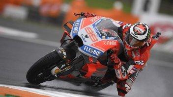 """MotoGP: Lorenzo: """"Il futuro? Spero Ducati lavori male, ma so che non accadrà"""""""