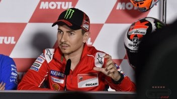 "MotoGP: Lorenzo: ""Winning with Ducati? I felt like king of the world"""
