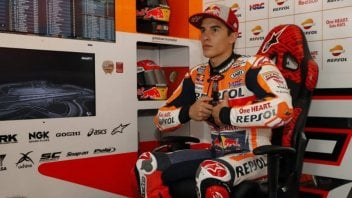 "MotoGP: Márquez: ""I missed battling for the Championship in Valencia"""