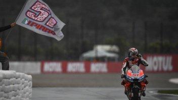 MotoGP: Pirro: peccato aver finito ad un solo secondo dal podio