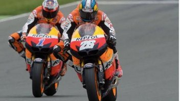 "MotoGP: Stoner: ""Pedrosa's grace on a bike is one of a kind"""