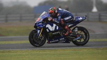 MotoGP: Vinales riporta la Yamaha in pole, Marquez cade e risorge