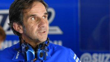 """MotoGP: Brivio: """"Suzuki non deve commettere gli errori del passato"""""""
