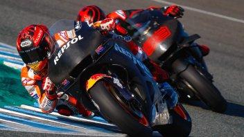 """MotoGP: Marquez: la nuova Honda mi ha già fatto dimenticare la """"Vecchia"""""""