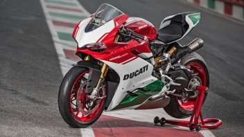 News Prodotto: Atto finale del V2: la 1299 Panigale 'Final Edition' nei Ducati Store