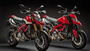 EICMA: Ducati Hypermotard 2019: un toro che scalpita