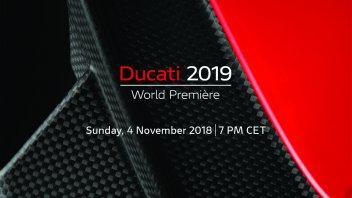 EICMA: Ducati svela tutte le novità 2019: segui lo streaming