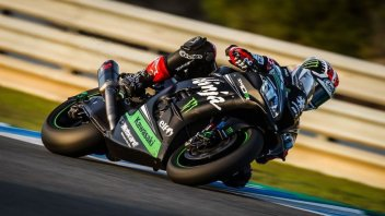 SBK: Jerez: Rea flies and does better than Lorenzo