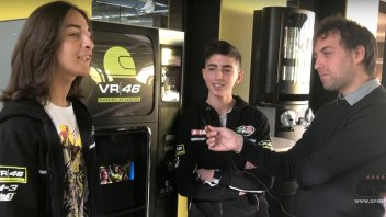 """Moto3: """"Portiamo la VR46 al CIV per vincere il titolo"""""""