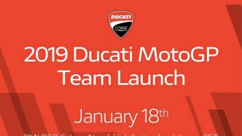 MotoGP: Dovizioso and Petrucci's Ducatis to be unveiled in Switzerland