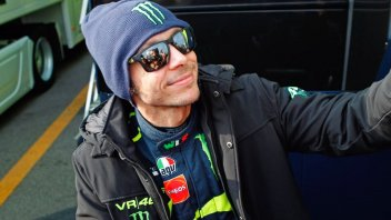 "MotoGP: Rossi: ""The Fiesta holds you to the seat, but the Yamaha is quicker"""