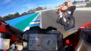 News Prodotto: Ducati Panigale V4R: doppia coppia a Jerez