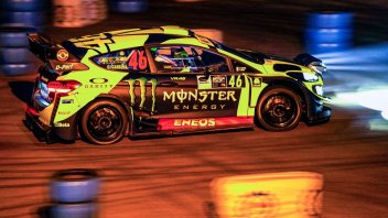 News: Rossi intravede il settimo trionfo al Monza Rally Show
