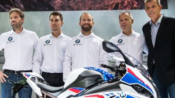 SBK: Tom Sykes-Bmw: test top secret ad Almeria