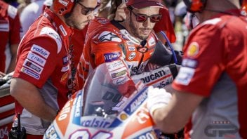 MotoGP: Dovizioso: Ducati faster but I'm not happy